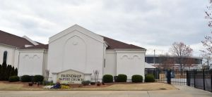 Friendship Baptist Church holding out for more coin from the Atlanta Falcons.