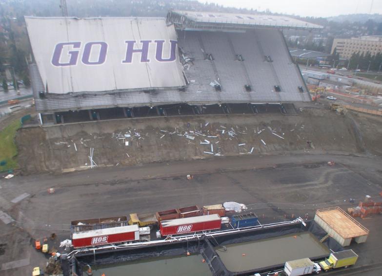 New Husky Stadium Virtual Tour