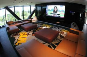 Oregon Players Lounge